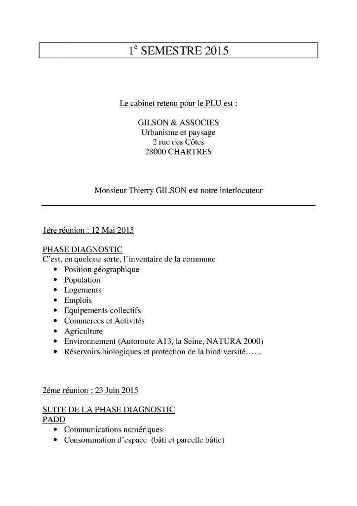 INFORMATIONS AU PUBLIC N°2