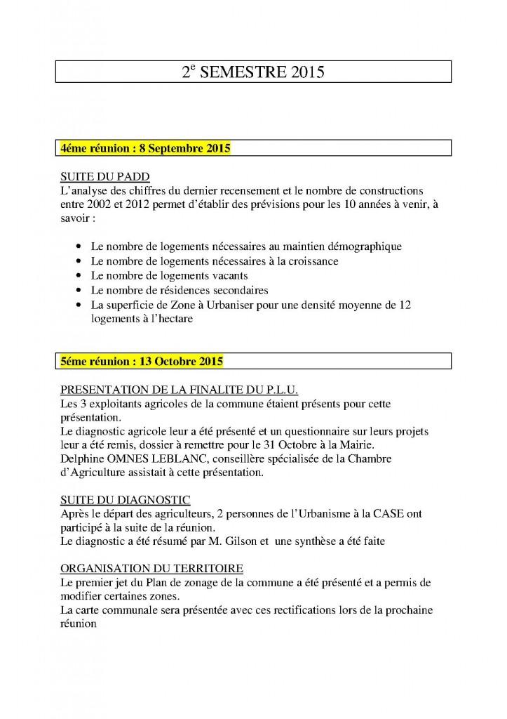 4-Information au public 2ème semestre 2015 page 1
