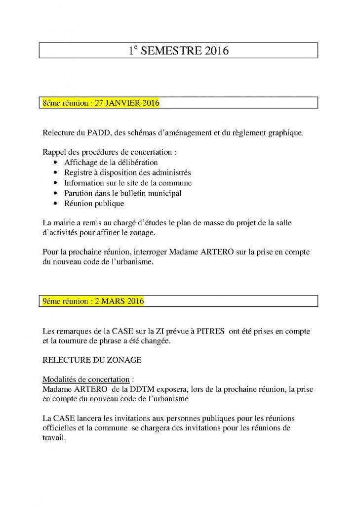 6-Information au public 1er semestre 2016 page 1